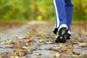 walking and COPD