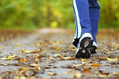 Internet Walking Program Helps To Improve Quality of life in COPD Patients