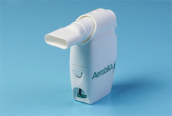 Aerobika for COPD