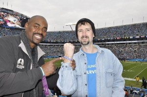 Chris Draft and Dan Powell