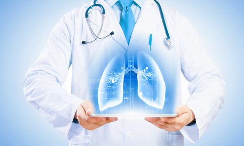 Blood Test Finding Lung Cancer in Patients in Ongoing Study
