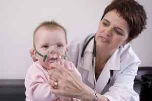 Bronchiolitis wheezing