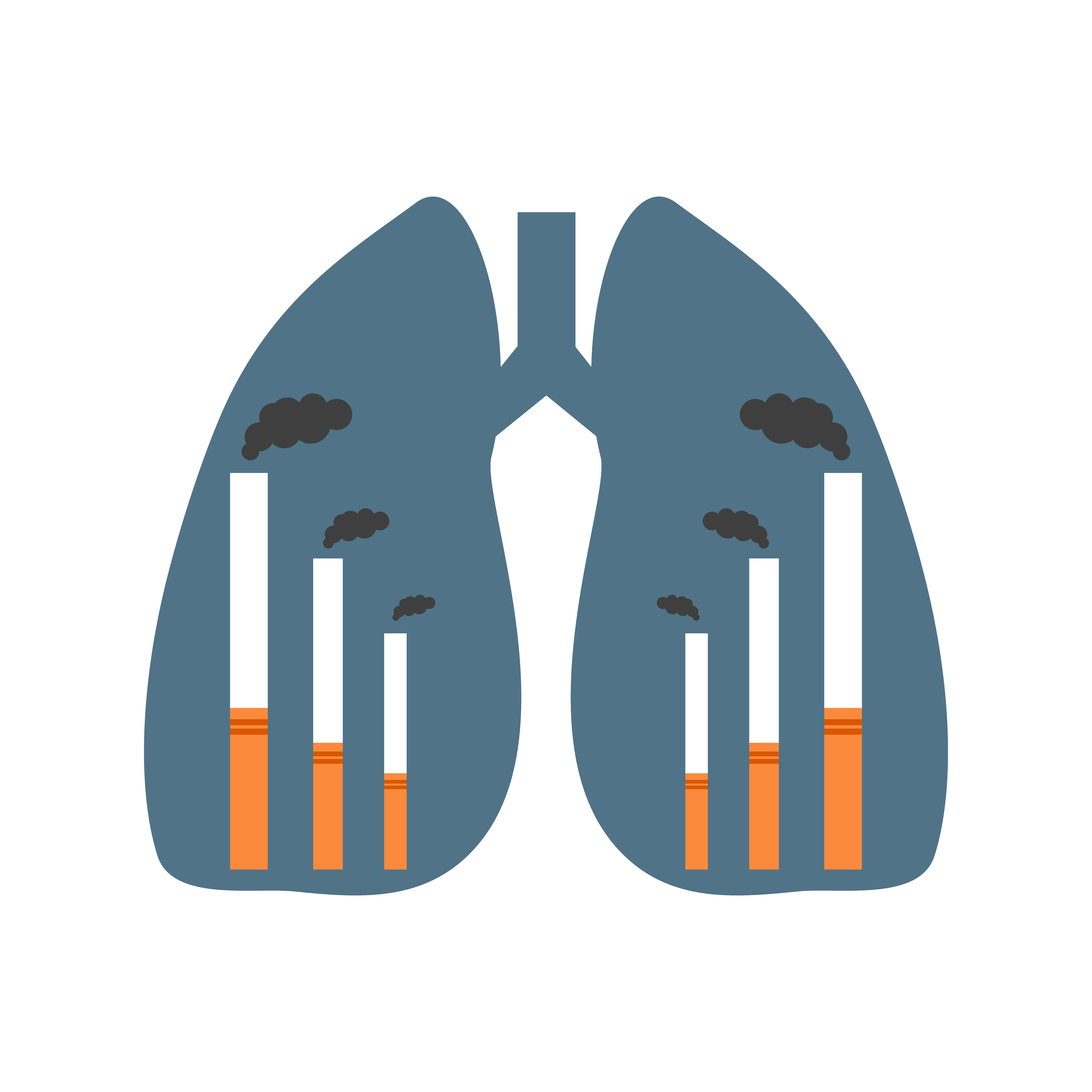 New Insights Into How Cigarette Smoke Increases Inflammation In Lung Cells