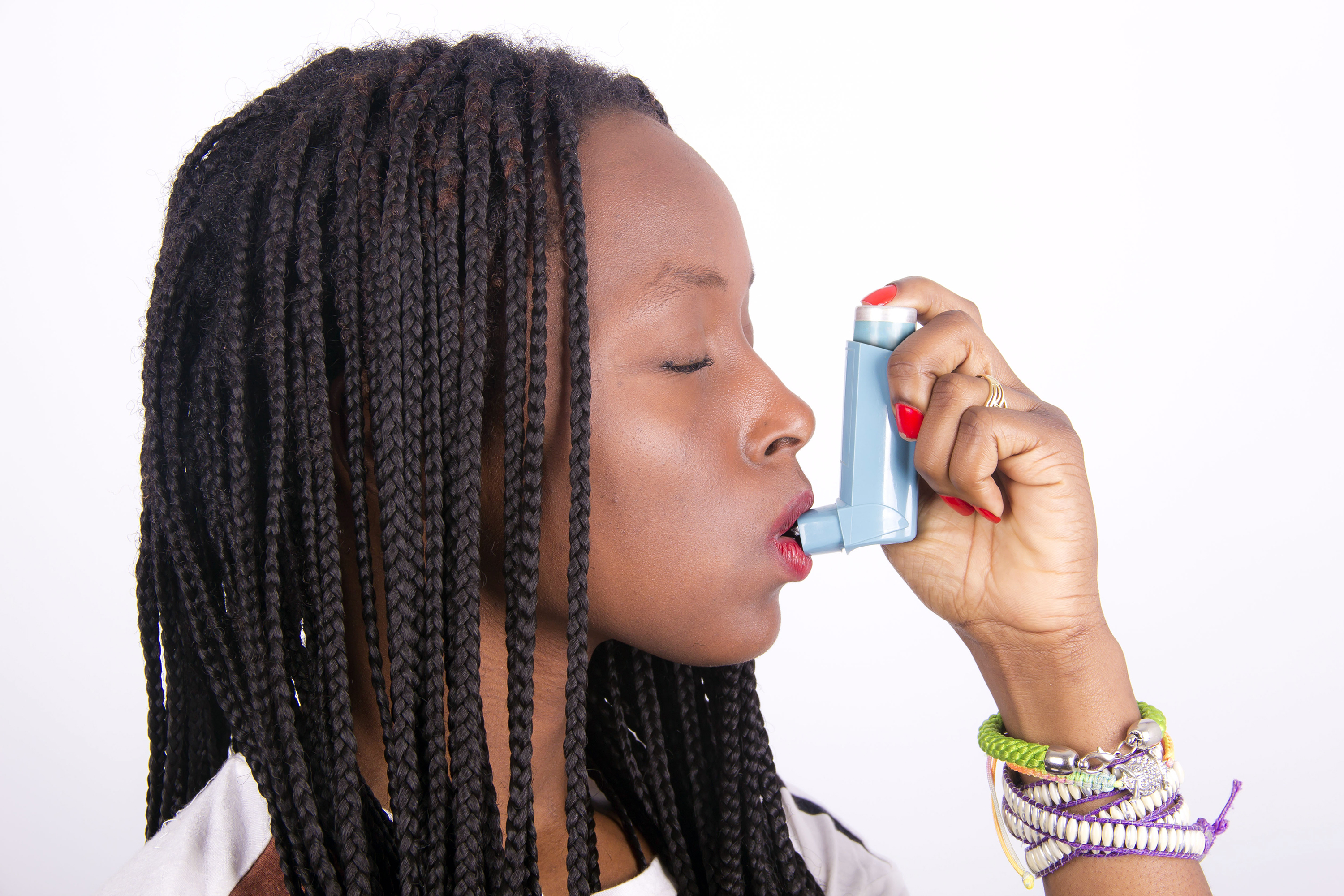 Study of black adults and asthma