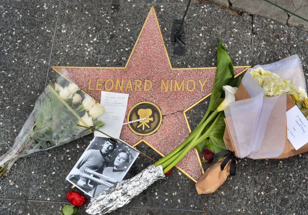 "Online Store ""Shop LLAP"" Relaunches to Commemorate Star Trek Icon and COPD Victim Leonard Nimoy"