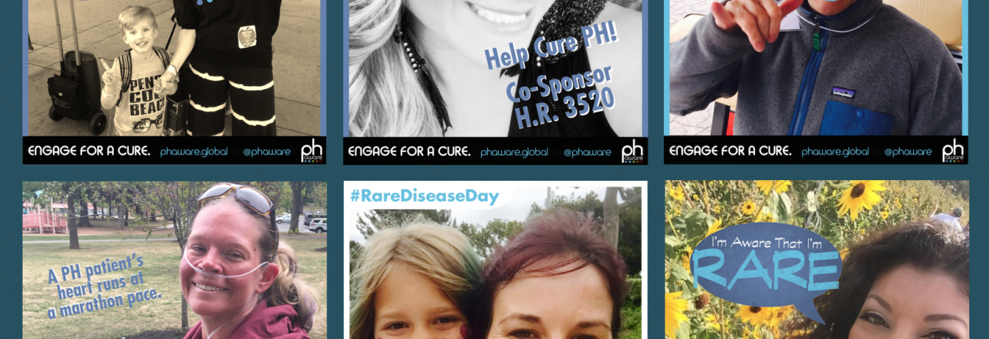 New App, phaware365, Raising Awareness of Pulmonary Hypertension