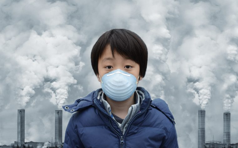 Pneumonia epidemic in Beijing