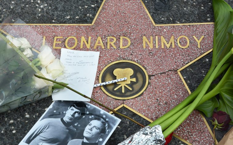 COPD and Leonard Nimoy