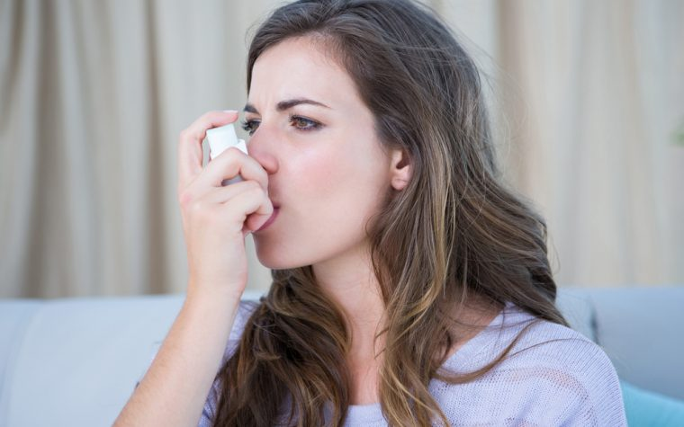 Estrogen, asthma linked