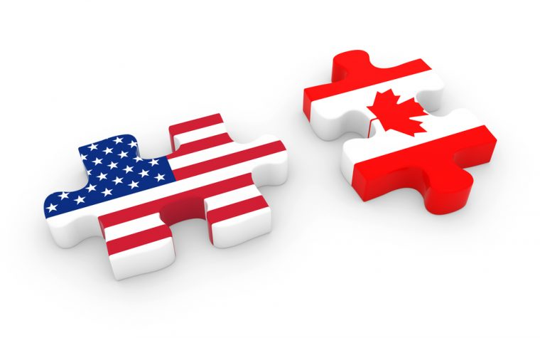 CF life expectancy in Canada and U.S.