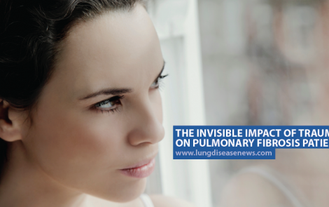 The Invisible Impact of Trauma on Pulmonary Fibrosis Patients