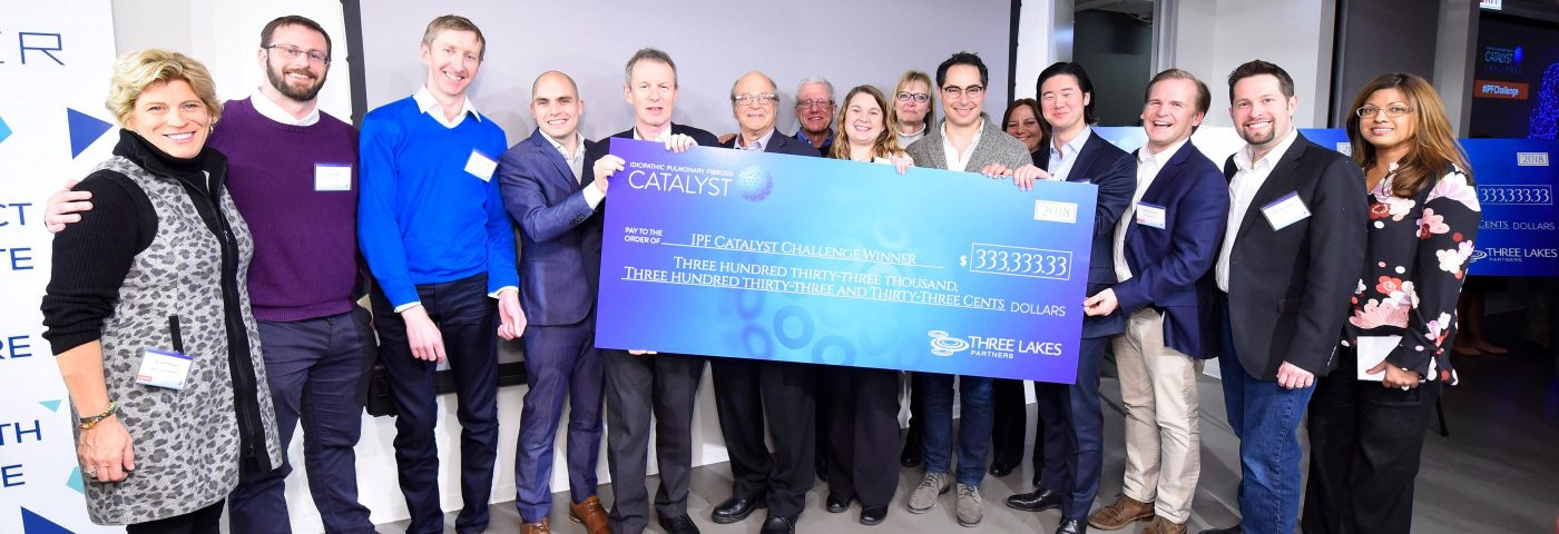 Three Winners Will Share $1 Million for Innovation in IPF Catalyst Challenge